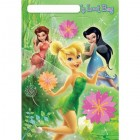 Tinker Bell Disney Fairies Best Friends Plastic Loot Bags Pack of 8_thumb.jpg