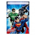 Justice League Plastic Loot Bags Pack of 8_thumb.jpg