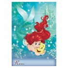 The Little Mermaid Ariel Plastic Loot Bags Pack of 8_thumb.jpg