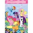 My Little Pony Plastic Loot Bags Pack of 8_thumb.jpg