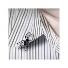 Clip On Black Plastic Spider Favors Pack of 24_thumb.jpg