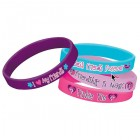 My Little Pony Rubber Bracelet Favors Pack of 4_thumb.jpg
