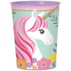 Magical Unicorn Plastic Keepsake Souvenir Cup_thumb.jpg