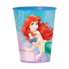 The Little Mermaid Ariel Plastic Souvenir Cup 473ml_thumb.jpg