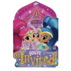 Shimmer & Shine You're Invited Invitations Pack of 8_thumb.jpg