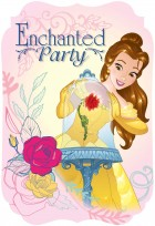 Beauty and the Beast Invitations Pack of 8_thumb.jpg