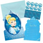 Cinderella Invitations Pack of 8_thumb.jpg