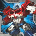 Transformers 2 Ply Beverage Napkins Pack of 16_thumb.jpg