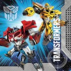 Transformers 2 Ply Luncheon Napkins Pack of 16_thumb.jpg