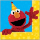 Sesame Street 2 Sided 2 Ply Luncheon Napkins Pack of 16_thumb.jpg