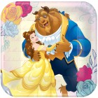 Beauty and the Beast Paper Luncheon Plates 18cm Pack of 8_thumb.jpg