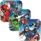 Avengers Epic Square Paper Luncheon Plates Pack of 8_thumb.jpg