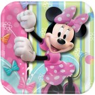 Minnie Mouse Square Paper Lunch Plates Pack of 8_thumb.jpg
