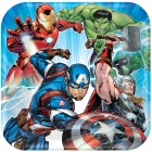 Avengers Epic Square Paper Dinner Plates Pack of 8_thumb.jpg