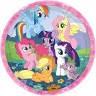 My Little Pony Paper Dinner Plates 23cm Pack of 8_thumb.jpg