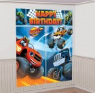 Blaze and the Monster Machines Happy Birthday Scene Setter Kit_thumb.jpg