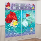 The Little Mermaid Ariel Happy Birthday Scene Setter Kit_thumb.jpg