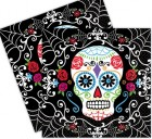 Day of the Dead 2 Ply Lunch Napkins Value Pack of 36_thumb.jpg