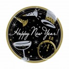 Happy New Year Paper Lunch Plates 18cm Value Pack of 50_thumb.jpg