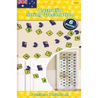 Australia Designs String Decorations Pack of 6_thumb.jpg