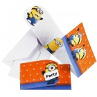 Despicable Me Minions Party Invitations & Envelopes_thumb.jpg