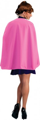 36in Pink Superhero Costume Cape Adult's Prop Accessory_thumb.jpg