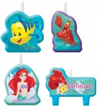 Disney The Little Mermaid Ariel Birthday Candle Set_thumb.jpg