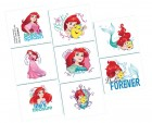 Disney The Little Mermaid Ariel Tattoo Favors Pack of 8_thumb.jpg