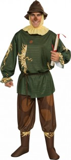 The Wizard of Oz Scarecrow Adult Costume Standard Size_thumb.jpg