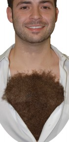 70's Adult Hairy Chest Retro Dress Up Men's Costume Accessory_thumb.jpg