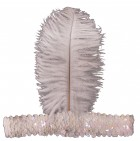 1920s Flapper Stretch Sequin Headband Costume Accessory White_thumb.jpg