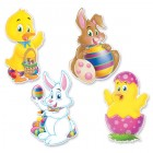Easter Double Sided Cardboard Cutouts Pack of 4_thumb.jpg