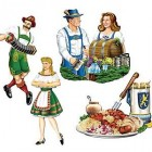 Oktoberfest Party Cutouts Pack of 4_thumb.jpg