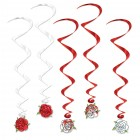 Roses Hanging Whirl Decorations Pack of 5_thumb.jpg