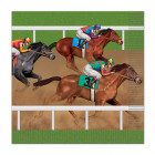Horse Racing Melbourne Cup 2 Ply Luncheon Napkins Pack of 16_thumb.jpg