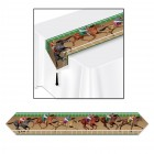 Melbourne Cup Horse Racing Paper Table Runner_thumb.jpg