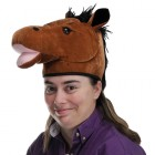 Plush Horse Melbourne Cup Head Hat Adult_thumb.jpg