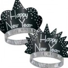 New Year Sparkling Silver Black Tiara_thumb.jpg