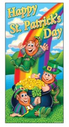 Happy St Patrick's Day Door Cover_thumb.jpg