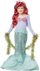 Little Mermaid Child Costume Large 10-12_thumb.jpg