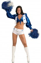 Dallas Cowboys Cheerleaders Deluxe Sexy Cheerleader Adult Women's Costume_thumb.jpg