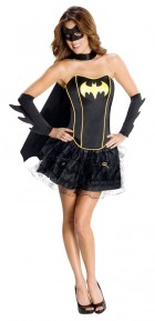 DC Comics Secret Wishes Batgirl Corset Adult Women's Costume_thumb.jpg