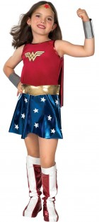 DC Comics Wonder Woman Dress Child Girl's Costume_thumb.jpg