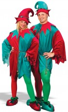 Deluxe Elf Adult Costume Standard_thumb.jpg