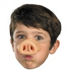 Pig Nose Child's Animal Costume Accessory_thumb.jpg