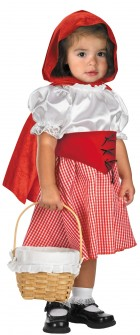 Little Red Riding Hood Toddler Costume 12-18 Months_thumb.jpg
