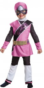 Power Rangers Ninja Steel Pink Ranger Toddler / Child Costume_thumb.jpg