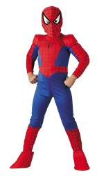 Spider-Man Comic Deluxe Child Boys Costume_thumb.jpg