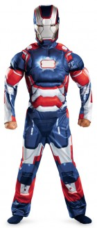 Iron Man 3 Iron Patriot Classic Muscle Chest Child Costume _thumb.jpg