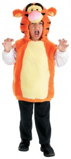 Winnie the Pooh Tigger Plush Vest Toddler / Child Costume_thumb.jpg